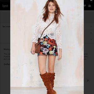 🔵3️⃣Botanic Skirt